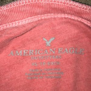 American Eagle Outfitters Shirts - Red American Eagle Shirt